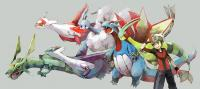 This group is for the fans of Dragon type Pokemon.